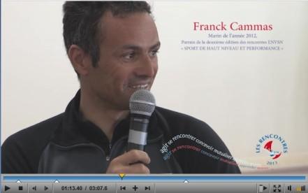 Franck Camas - Parrain de l'édition 2013
